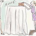 Junior et les élections