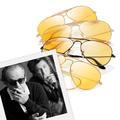 Des lunettes couleur du temps