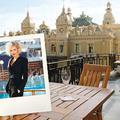 Monaco dans les pas d'Adriana Karembeu