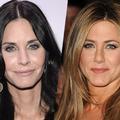 """Rachel et Monica, toujours """"Friends"""""""