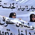 Pour Najiba, 22 ans, victime des talibans