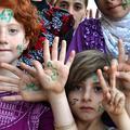 En guerre contre le régime syrien