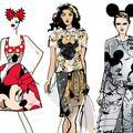 Minnie, muse des créateurs anglais