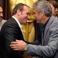 Clooney a vue sur Dujardin