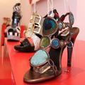 La chaussure française s'expose