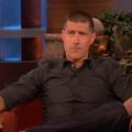 Matthew Fox sur le divan d'Ellen