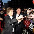 La tornade Jagger passe, les fans trépassent