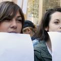 La censure fait la une à Kiev