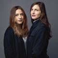 Izia Higelin et Justine Lévy, filles à part