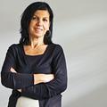 Angela Sirigu, créatrice de lien