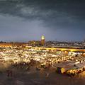 Marrakech dans les pas de Marisa Berenson
