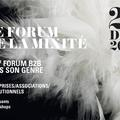 30 invitations pour le Forum de la Mixité