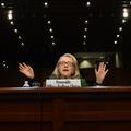 Hillary Clinton face au Sénat