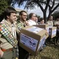 Les scouts enfin prêts à accepter les homosexuels