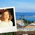 Genève dans les pas de Carole Bouquet