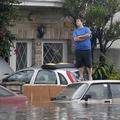 La Plata sous les eaux