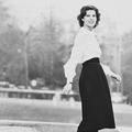 L'album photo de Fanny Ardant