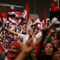 Les Égyptiennes fêtent le départ de Morsi