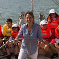 Au secours de l'océan avec Maud Fontenoy