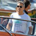 O Clooney mio !