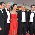 """Premier """"tappeto rosso"""" pour la Mostra 2013"""