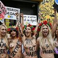 Femen: une année en France