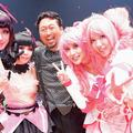 Murakami et ses princesses kawaï
