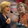 Chili : un fauteuil pour deux femmes