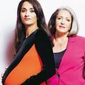 """Rachida Brakni et Françoise Fabian : """"N'oublie jamais d'être une femme…"""""""