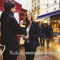 NKM dévoile son affiche de campagne