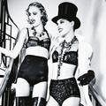Glam cabaret