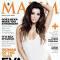 "Voici la femme 2014 selon ""Maxim"""