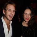 Andrea et Tatiana Casiraghi : mariage sur un rocher enneigé