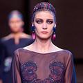 Défilés : la note bleue de Giorgio Armani
