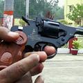 Un pistolet anti-viol pour les Indiennes