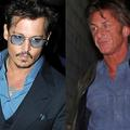 Johnny Depp et Sean Penn : rumeurs nuptiales à Hollywood