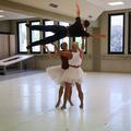 Un bon coup de ballet