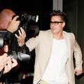 Brad Pitt, big man
