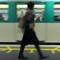 Agressée sexuellement dans le métro, insultée sur Internet