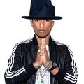 Et Adidas rencontra Pharrell Williams