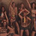 Femen toute nue