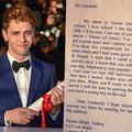 Xavier Dolan, 8 ans : lettre d'un jeune acteur à Leonardo DiCaprio