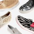 Les baskets slip-on gagnent du terrain