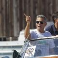 Interdiction de stationner autour de la villa de George Clooney