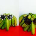Les extravagantes lunettes bijoux de Frēda Banana