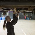 Garage pour les dames