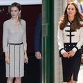 Kate Middleton et Letizia Ortiz : qui est la reine du style ?