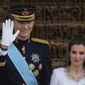 Du parlement au palais royal, la première journée de Felipe VI