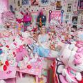 Chez Natasha, 29 ans, au royaume d'Hello Kitty