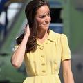 Kate Middleton assure ses arrières